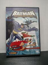 ** Batman: The Brave and the Bold - Volume 1 (DVD) - Free Shipping!