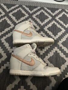 Nike Women's Wedge Heel Shoes   eBay