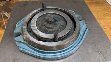 Swivel Base For Milling Machine Vise 34 Pin 7 12 Vise Bolt Spread