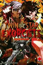 TWIN STAR EXORCIST 2 - PANINI PLANET MANGA - NUOVO