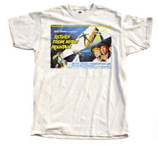 Return from Witch Mountain V3, movie poster 1978, T-Shirt(WHITE) ALL SIZES S-5XL