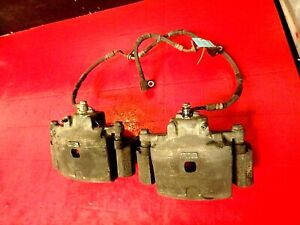 06-12 FORD FUSION MKZ MILAN FRONT BRAKE CALIPER CALIPERS DRIVER & PASSENGER OEM