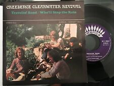 7'Creedence Clearwater Revival >Travelin'Band/Who'll stop the rain<  France