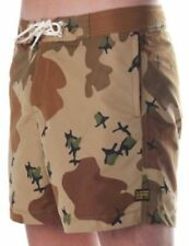 Camouflage Big & Tall Swim Shorts for Men
