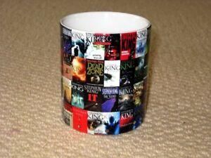 Stephen King Book Collection MUG