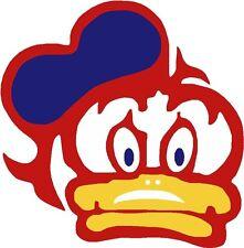 "x1 3"" Barry Sheene Duck Sticker Decal (MORE in EBAY SHOP) Medium 70mm"