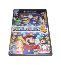 GAMECUBE/Wii: ~ MARIO PARTY 4 ~ {Complete}