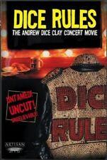 Dice Rules [New DVD] Uncut