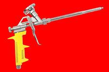 Profi Montageschaum Pistole Baumschaum PU Kartuschen Schaum Pistole Gelb TP501