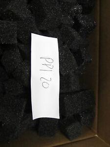 Filterwürfel   für Biofilter schwarz PPI 20 90 Liter  ( 0,28 Euro Liter )