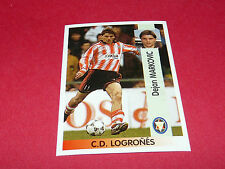 DEJAN MARKOVIC C.D. LOGRONES PANINI LIGA 96-97 ESPANA 1996-1997 FOOTBALL