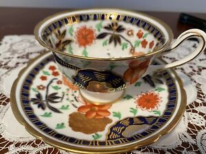 Shelley Gainsborough Cup And Saucer 'Ashbourne' 8524