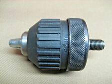 Rohm Keyless Drill Chuck 1 10mm 132 38 Shank 38 24tpi Thread Germany 789b