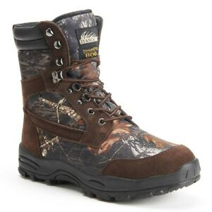 New Men's Itasca Big Buck 800G Waterproof Hunting Realtree Boots Sizes 7-14