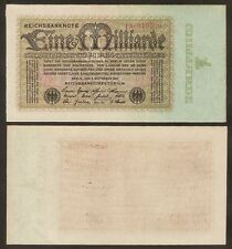 GERMANY  1.000.000.000 Mark 05.09. 1923 UNC P 114