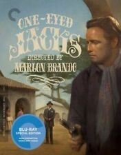 One-eyed Jacks The Criterion Collection Blu-ray