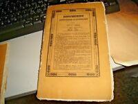 Efemérides Cientificas y Literatura para la Sicilia Num. 66 Marzo 1839