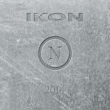 IKON everyone everywhere everything ends CD (Dark Vinyl)