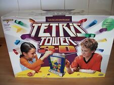Tetris 3D Tower Electronic Game by Radica Games Ages 8+ VGC