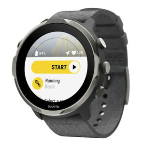 SUUNTO 7 Graphite Limited Edition GPS Smartwatch