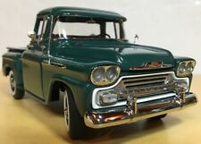 Danbury Mint 1958 Chevrolet Apache pickup Green
