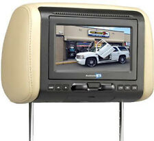 "Audiovox MTGHRD1 7"" LCD Headrest Car Video Monitor w/ Built-in DVD Player"