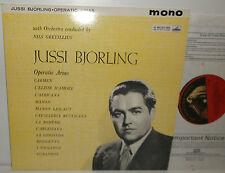 ALP 1620 Jussi Bjorling Operatic Arias