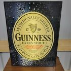 VINTAGE GUINNESS EXTRA STOUT LIGHTED SIGN...ZY-DX01.......WOW  !!!!!!!!!!!!!!!!!