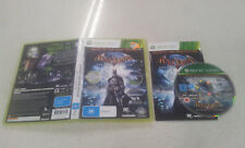 Batman Arkham Asylum Game Of The Year GOTY Xbox 360 Game PAL