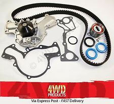 Water Pump/Timing Belt kit -Mitsubishi Pajero NF NG NH NJ NK 3.0-V6 6G72 (88-97)