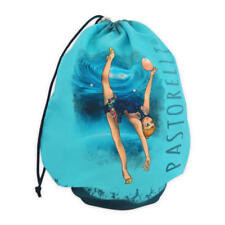 "Pastorelli Rhythmic Gymnastics Ball Holder, printed ""Freedom"" in microfiber"
