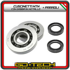 KIT CUSCINETTI BANCO NTN PARAOLI per RUNNER FX FXR HEXAGON TYPHOON SR 125 180 2T