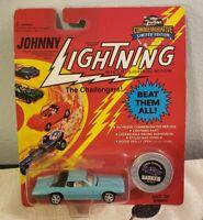 Johnny Lightning Commerative Limited Edition Custom Thunderbird Diecast 1:64