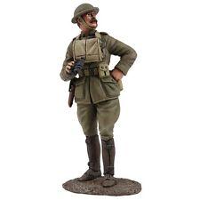 W Britain - WWI U.S. Officer with Binoculars, 1917-18  #23105