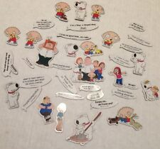 Family Guy Fridge Magnets Quotes and Characters