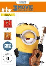 Minions Box-Set [3 DVDs] DVDs NEU