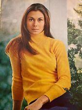 Kate Jackson, Charlie's Angels, Full Page Vintage Pinup
