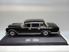 MERCEDES-BENZ 600 1964 COLLECT MERCEDES DeAGOSTINI IXO 1:43
