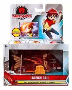 MeCard Red Launch Rail
