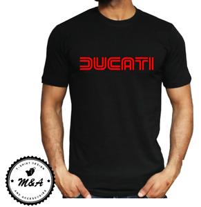 Ducati Logo T- shirt Design