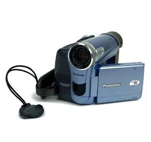Panasonic PV-GS9 Purple Digital Zoom Mini DV Digital Camcorder Video Camera