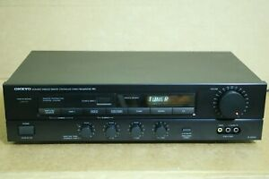 classic ONKYO model: P-3300 stereo PREAMPLIFIER preamp
