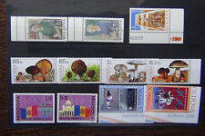 Moldova 1992 Security 1996 2002 2003 Europa 2007 Fungi set MNH
