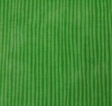 Tonal Green Stripe BTY Fabric Traditions Blender