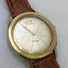 Vintage 10k Gold Filled Longines Automatic Watch
