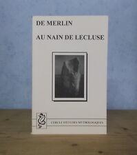 FLANDRE MERLIMONT LECLUSE SAINTE BARBE MYTHOLOGIE CERCLE D'ETUDE TOME 2
