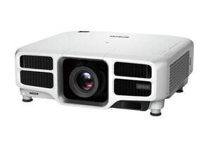 Epson Pro L1300U Laser WUXGA 3LCD Projector w/ 4K Enhancement - V11H733020
