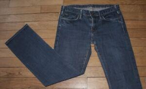 RALPH LAUREN Jeans pour Femme W 28 - L 30 Taille Fr 38   Réf #J188)