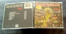 Iron Maiden KILLERS Original First CD release EMI HOLLAND  0777 752019 2  5