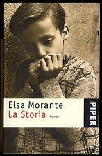 Morante, Elsa; La Storia, 2001